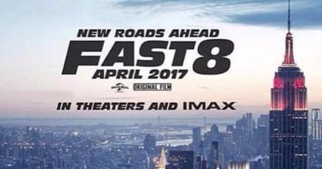 Film News - Fast 8 - Vin Diesel Posts Film Title And Release Date On Instagram