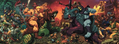 Film News - Masters of the Universe - McG in talks with Sony to Direct Film