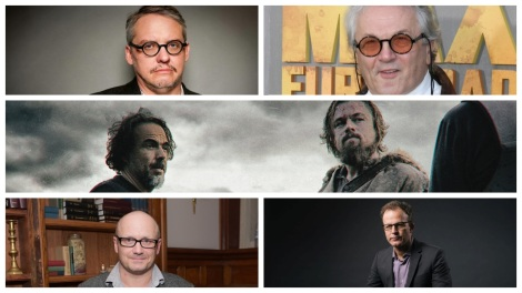 Film News - Oscars 2016 - Best Director Nominations include Adam McKay, George Miller, Alejandro G. Inarritu, Lenny Abrahamson and Tom McCarthy