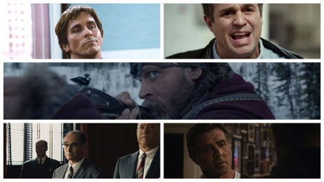 Film News - Oscars 2016 - Best Supporting Actor Nominations include Christian Bale, Tom Hardy, Mark Ruffalo, Mark Rylance and Sylvester Stallone