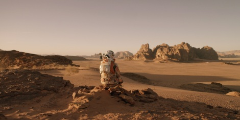 Top 25 Films of 2015 - The Martian