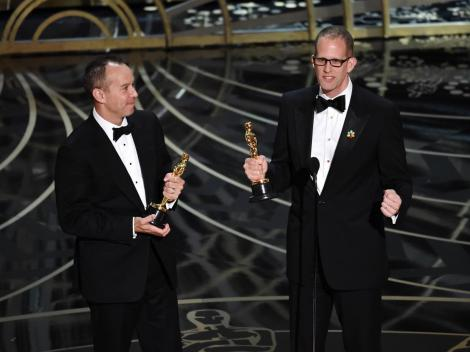 Film News - Oscars 2016 - Inside Out Wins Best Animated Feature Film