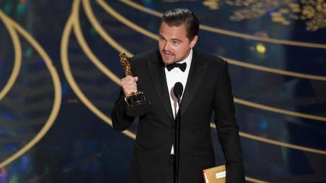Film News - Oscars 2016 - Leonardo DiCaprio finally wins Best Actor