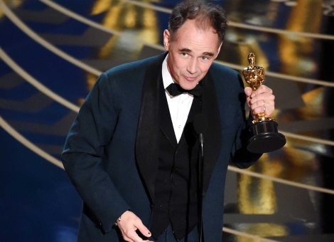 Film News - Oscars 2016 - Mark Rylance Wins Best Supporting Actor