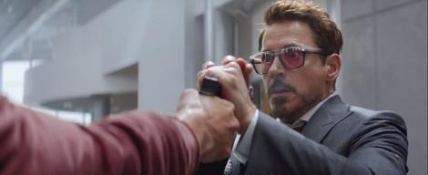 Film News - Captain America Civil War - Tony Stark in Second Trailer