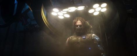 Film News - Captain America Civil War - Winter Soldier in Second Trailer