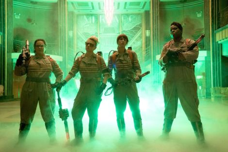 Film News - Ghostbusters - First Trailer Released Online