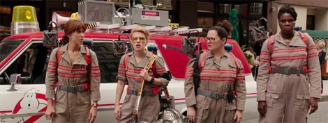 Film News - Ghostbusters - Still From First Trailer