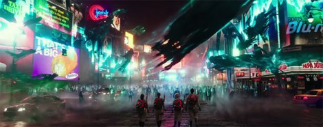 Film News - Ghostbusters - Stills From First Trailer