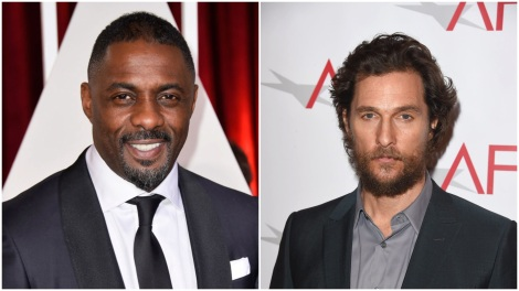 Film News - The Dark Tower - Stephen King Confirms Idris Elba And Matthew McConaughey Casting