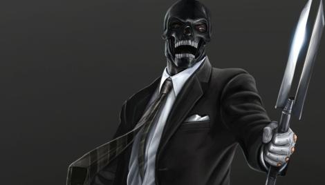 Film Ramblings - Batman - What Villain Should Appear In The Affleck Solo Film - Black Mask