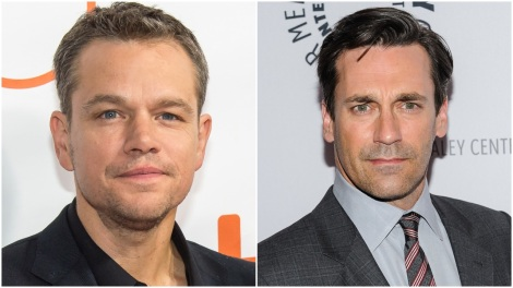 Film Ramblings - Batman - What Villain Should Appear In The Affleck Solo Film - Matt Damon or Jon Hamm For Role of Thomas Elliot aka Hush
