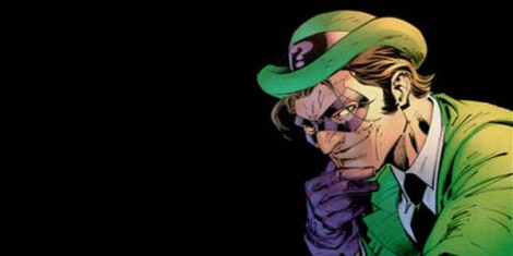 Film Ramblings - Batman - What Villain Should Appear In The Affleck Solo Film - The Riddler