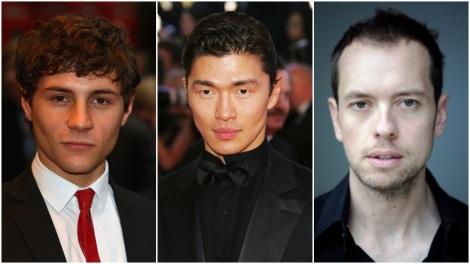 TV News - Prison Break - Augustus Prew, Rick Yune And Steve Mouzakis Joins Cast of FOX Series Event
