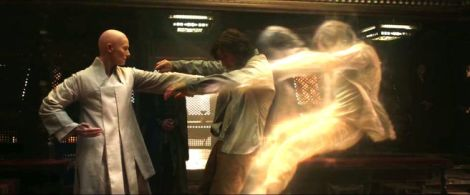 Doctor Strange - The Ancient One and Stephen Strange in Teaser Trailer