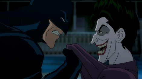 Film News - Batman The Killing Joke - First Official Trailer Drops Online