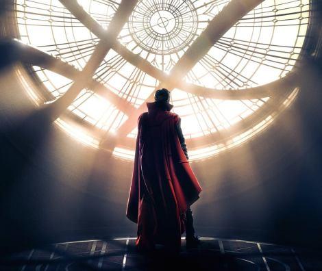 Film News - Doctor Strange - Teaser Trailer Drops Online