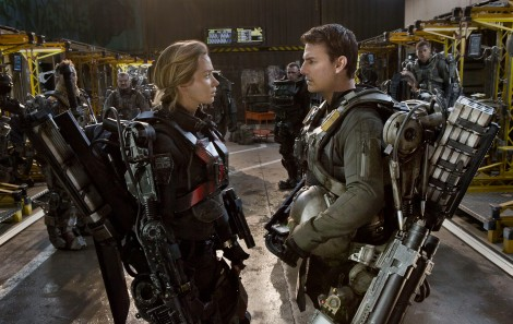 Film News - Edge of Tomorrow - Writers Hired To Pen Script For Sequel