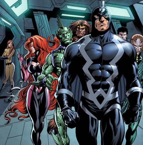Film News - Inhumans - Officially Pulled From Marvel's Schedule