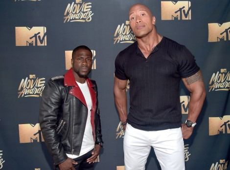 Film News - Jumanji - Sony Eyeing Dwayne The Rock Johnson and Kevin Hart for Remake