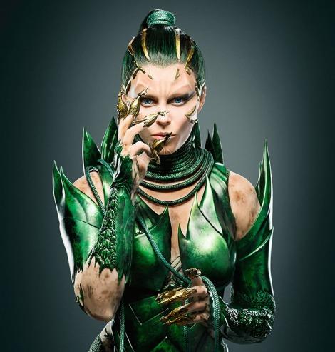 Film News - Power Rangers - First Look At Elizabeth Banks as Rita Repulsa