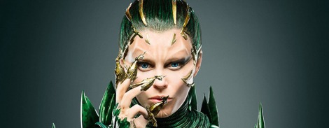 Film News - Power Rangers - First Look At Rita Repulsa played by Elizabeth Banks