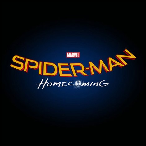 Film News - Spider-Man Homecoming - Official Logo For Solo Spider-Man Film
