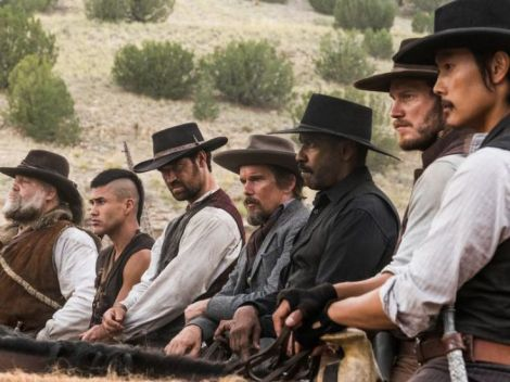 Film News - The Magnificent Seven - First Trailer Drops Online
