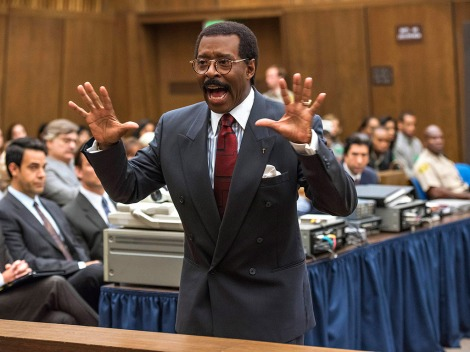 Film News - The Mummy - Courtney B. Vance Joins Cast