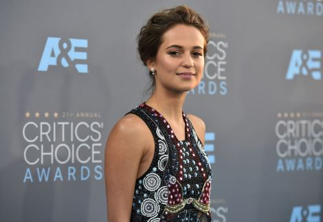 Film News - Tomb Raider - Alicia Vikander To Play Lara Croft