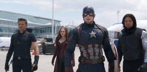 Film Review - Captain America Civil War