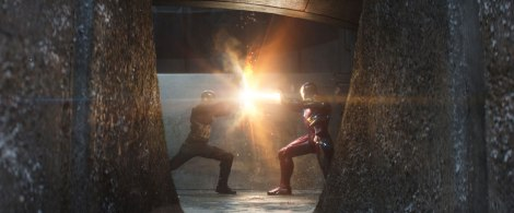 Film Review - Captain America Civil War