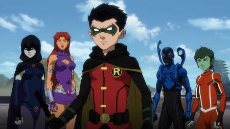 Film Review - Justice League VS Teen Titans