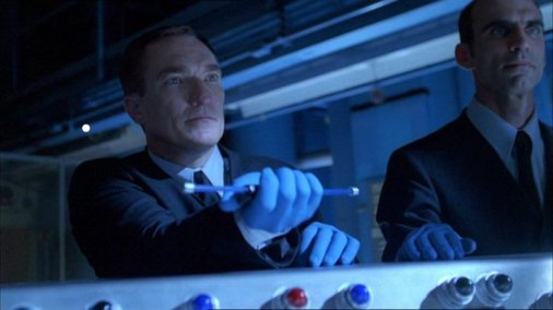 TV Flashback - Firefly - Recurring Characters - Hands of Blue played by Dennis Cockrum and Jeff Ricketts