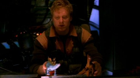 TV Flashback - Firefly - Top 5 Characters - Wash