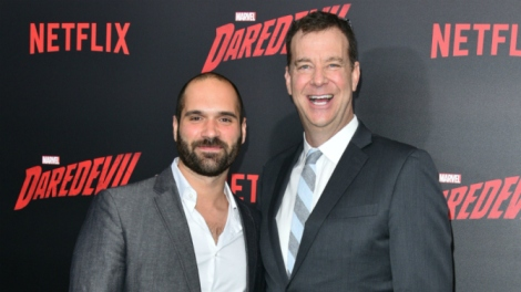 TV News - The Defenders - Daredevil Showrunners Douglas Petrie And Marco Ramirez To Serve as Showrunners On The Defenders