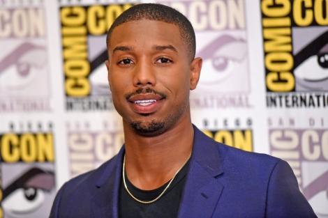 Film News - Black Panther - Michael B. Jordan Set To Join Cast