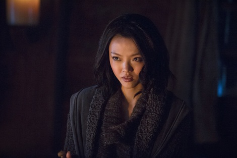 Film News - Ghost In The Shell - Rila Fukushima Joins Cast