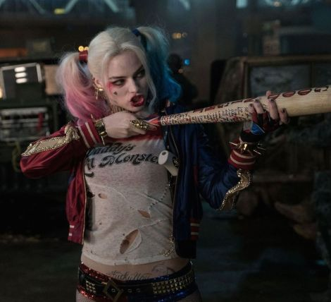Film News - Harley Quinn - Warner Bros. Developing Film With Margot Robbie