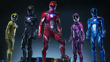 Film News - Power Rangers - First Look At New Suits