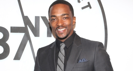 Film News - Signal Hill Case - Anthony Mackie To Play Johnnie Cochran In Police Brutality Drama