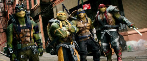Film Review - Teenage Mutant Ninja Turtles - Out of the Shadows
