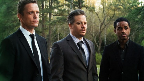 TV News - Game of Silence - Cancelled By NBC After One Season