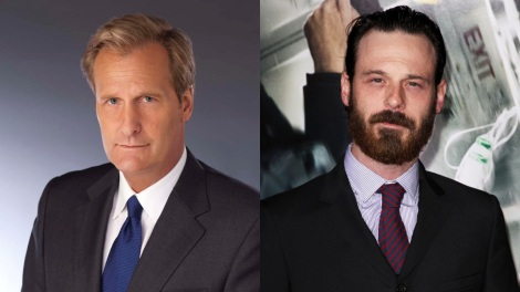 TV News - Godless - Jeff Daniels and Scoot McNairy In Talks To Join Netflix Series