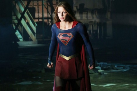 TV News - Supergirl - Renewed For Season 2 And Moving To CW