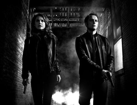 TV News - The Americans - FX Sets End Date With Two More Seasons