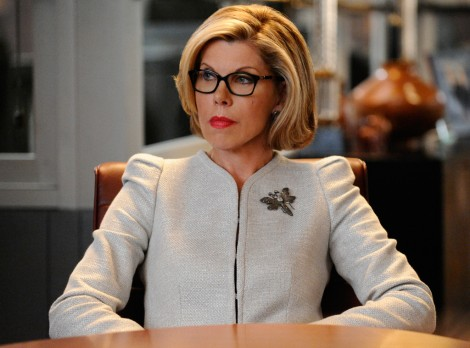 TV News - The Good Wife - CBS All Access Eyeing Up Spinoff Starring Christine Baranski