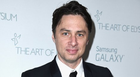 Film News - Bump - Zach Braff To Direct Working Title Comedy