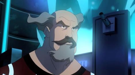 Film News - Justice League - Willem Dafoe Cast as Vulko