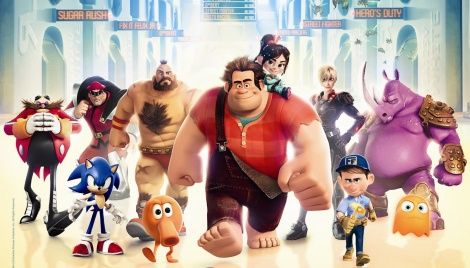 Film News - Wreck-It Ralph 2 - Sequel Announced For 2018 Release